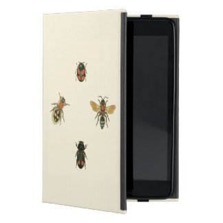 Flies and Beetles by Vision Studio Case For iPad Mini