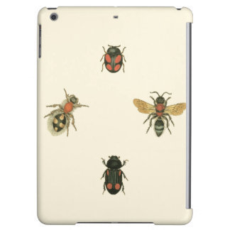 Flies and Beetles by Vision Studio Cover For iPad Air
