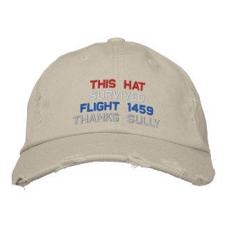 FLIGHT 1459 BASEBALL CAP
