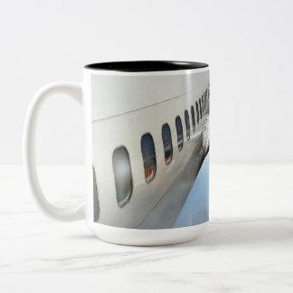 flight-1920x1200 Two-Tone coffee mug