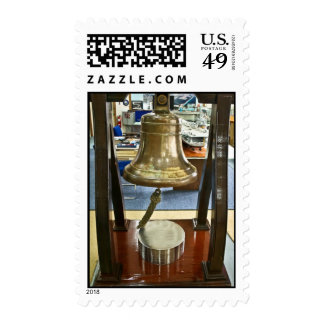 Flight 19 Memorial Bell Stamp