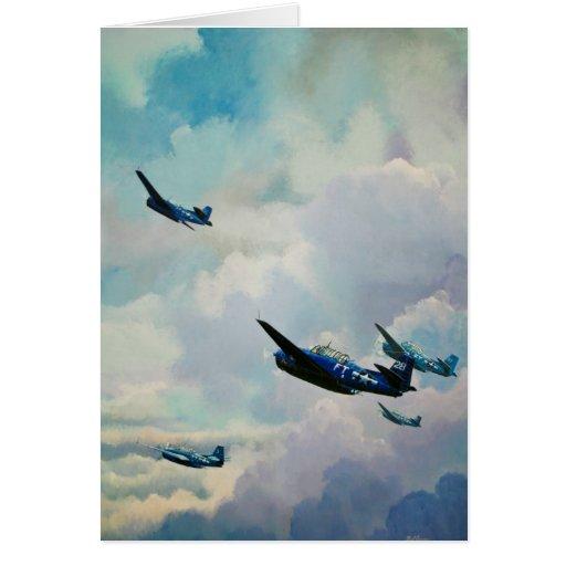 Flight 19 - The Lost Patrol Card