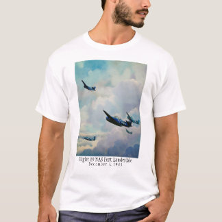 Flight 19 - The Lost Squadron T-Shirt
