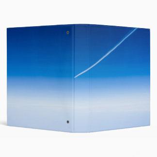 Flight above the clouds binder
