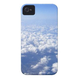 flight above the clouds Case-Mate iPhone 4 case
