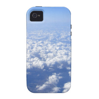 flight above the clouds iPhone 4/4S cover