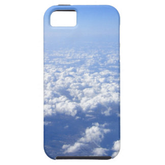flight above the clouds iPhone 5 cover
