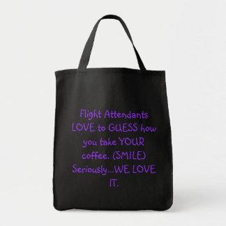 FLIGHT ATTENDANT BAG