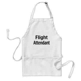 Flight Attendant Costume Adult Apron