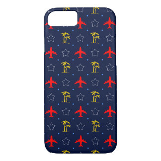 Flight Attendant PNC Boeing Airbus AirPlane Travel iPhone 7 Case