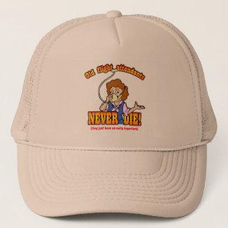 Flight Attendants Trucker Hat