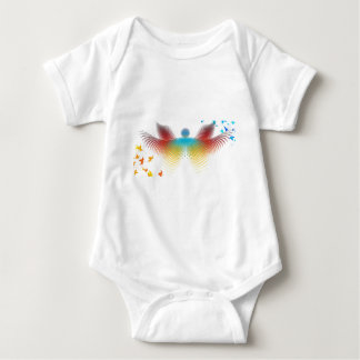 flight baby bodysuit