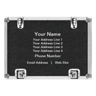 Flight Case Large Business Card