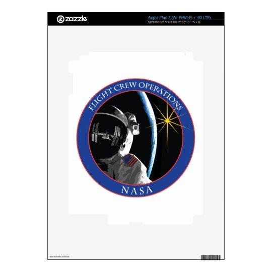 Flight Crew Operations Directorate iPad 3 Skin