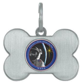 Flight Crew Operations Directorate Pet ID Tag