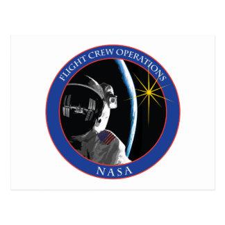 Flight Crew Operations Directorate Postcard