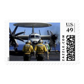 Flight deck directors postage