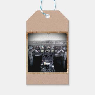 Flight deck gift tags