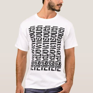 Flight Down South Lines T-Shirt