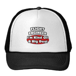Flight Engineer ... Big Deal Trucker Hat