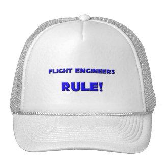 Flight Engineers Rule! Trucker Hat