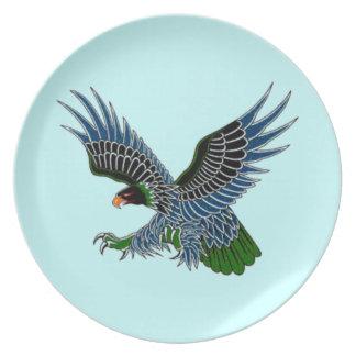 Flight For Freedom - Melamine Plate