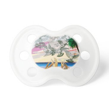FLIGHT FRENZY PACIFIER