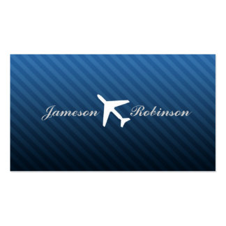 Flight Instructor Business Cards