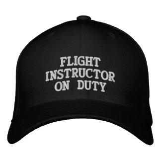 FLIGHT INSTRUCTOR ON DUTY CAP