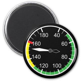 Flight Instruments 2 Inch Round Magnet