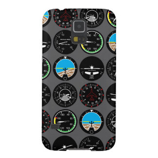Flight Instruments Galaxy S5 Cover