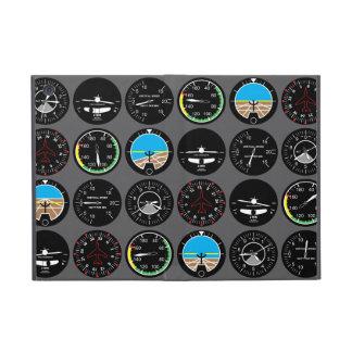 Flight Instruments Cover For iPad Mini
