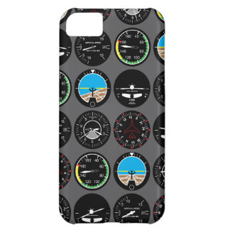 Flight Instruments iPhone 5C Case