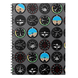 Flight Instruments Notebooks