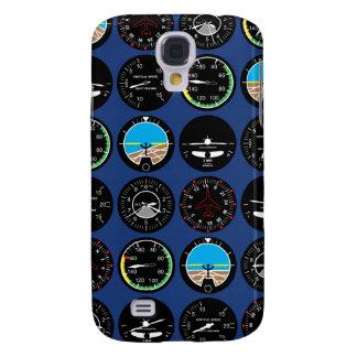 Flight Instruments Samsung Galaxy S4 Case