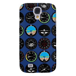 Flight Instruments Samsung S4 Case