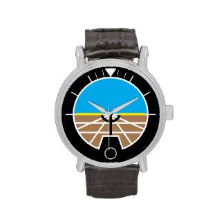 Flight Instruments Wrist Watches