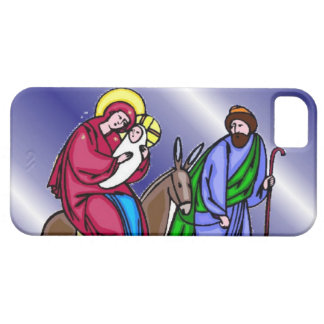 Flight into Egypt iPhone 5 Covers