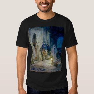 Flight into Egypt Men's Dark T-shirt