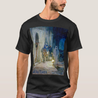Flight into Egypt Men's Dark T-shirt