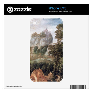 Flight into Egypt Skins For iPhone 4