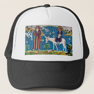 Flight Into Egypt Trucker Hat