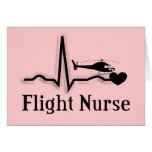 Flight Nurse Gifts Greeting Cards