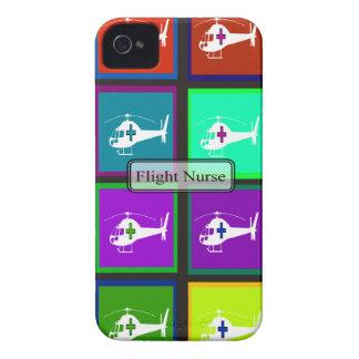 Flight Nurse iPhone Cases