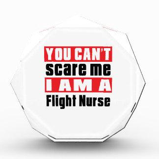 Flight Nurse scare designs Acrylic Award