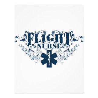 Flight Nurse Style Flyer