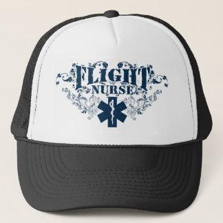 Flight Nurse Style Trucker Hat