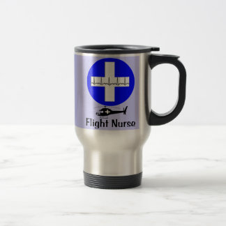 Flight Nurse Travel Mug