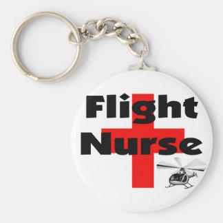 """""""Flight Nurse"""" Unique Gift Ideas Keychain"""