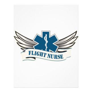 flight nurse wings flyer